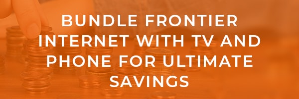 Ways to Save on Frontier Internet