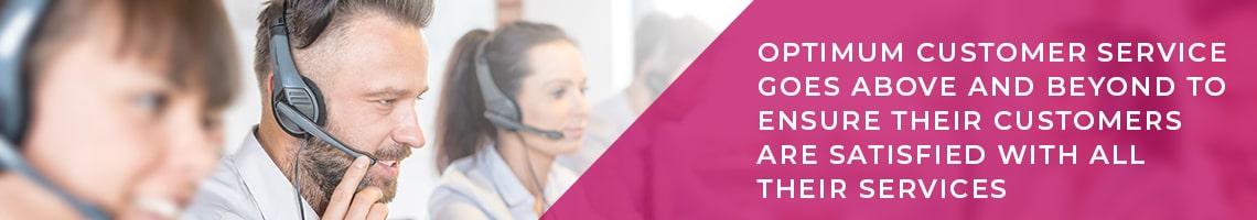 Optimum Internet Customer Service Review