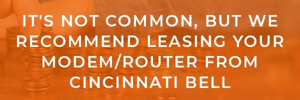 Ways to Save on Cincinnati Bell Fioptics Internet