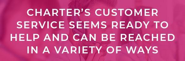 Charter Spectrum Customer Service