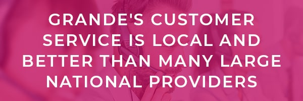 Grande Communications Customer Service