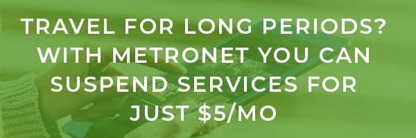 MetroNet Features and Benefits