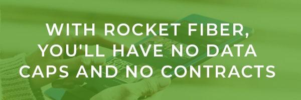 Rocket Fiber Features and Benefits